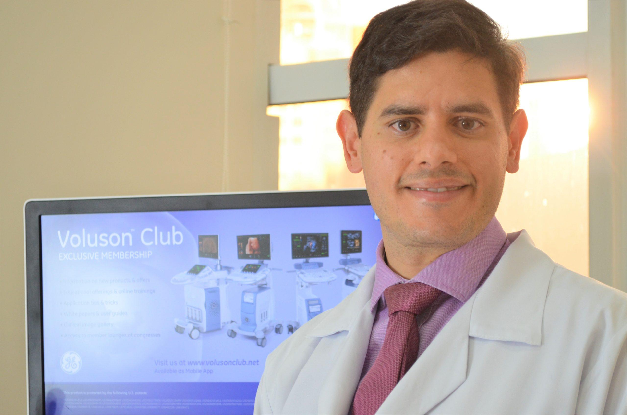 Especialista em Ultrassonografia do abdome total